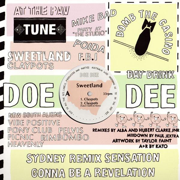 sweetland-surgef-claypots-ep-doe-dee-cover