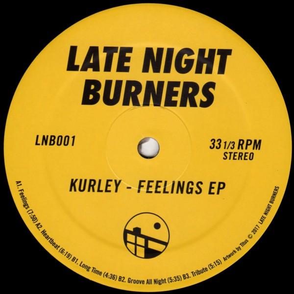 kurley-feelings-ep-late-night-burners-cover