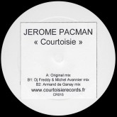 jerome-pacman-courtoisie-courtoisie-records-cover
