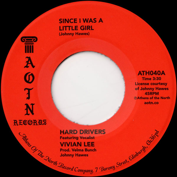 hard-drivers-since-i-was-a-little-girl-athens-of-the-north-cover