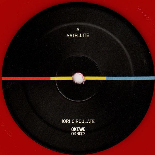 iori-circulate-red-vinyl-oktave-records-cover