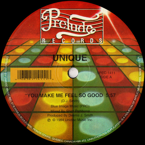 unique-you-make-me-feel-so-good-what-unidisc-cover