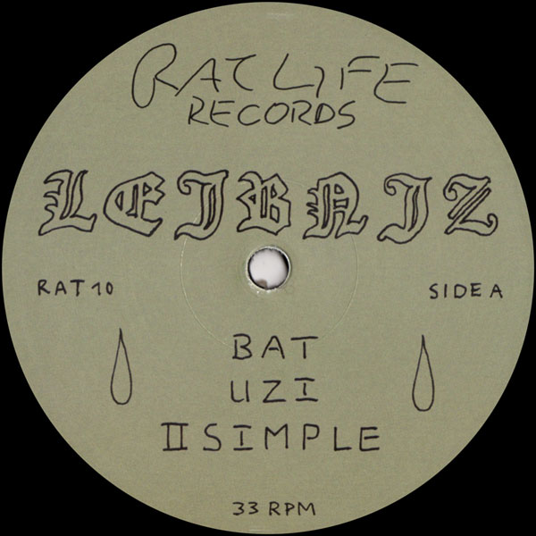 leibniz-bat-ep-ratlife-records-cover