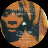 e-dancer-heavenly-part-1-ep-carl-craig-kms-records-cover