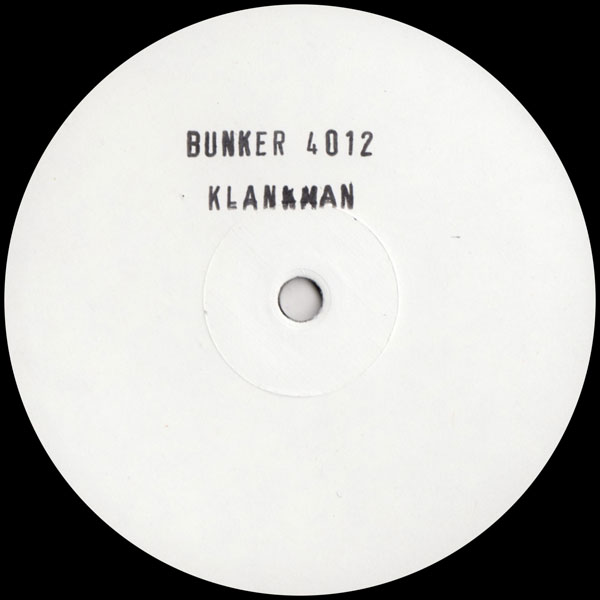 klankman-bunker-4012-bunker-records-cover