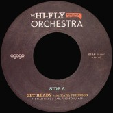 the-hi-fly-orchestra-get-ready-uncle-green-agogo-records-cover