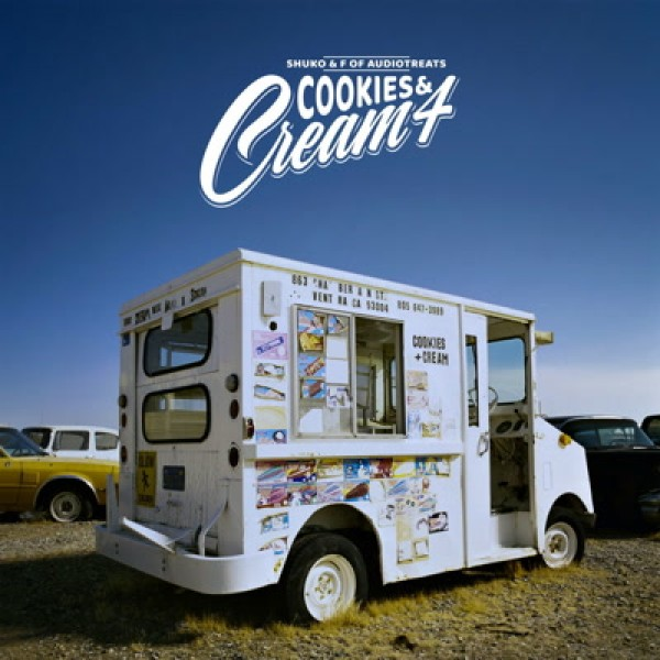 shuko-f-of-audiotreats-cookies-cream-4-kudos-records-cover