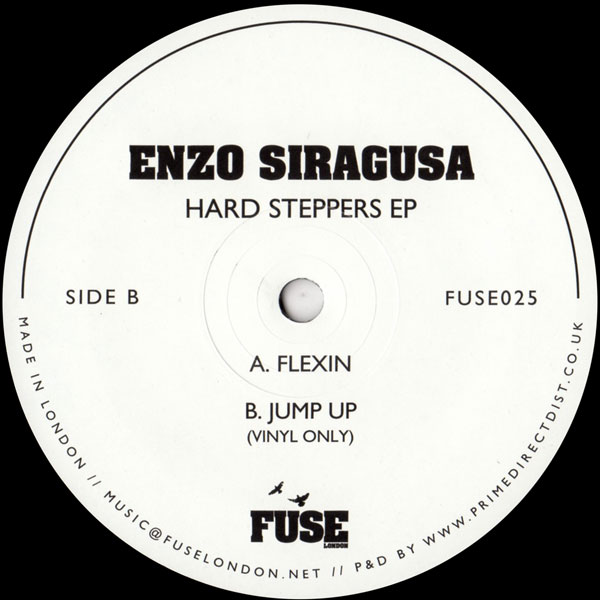 enzo-siragusa-hard-steppers-ep-fuse-cover