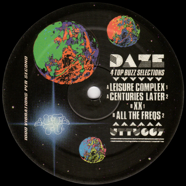 daze-leisure-complex-unknown-to-the-unknown-cover