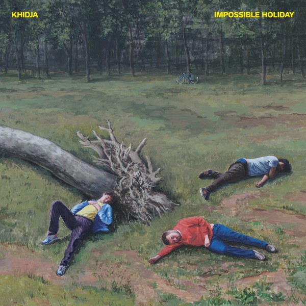 khidja-impossible-holiday-hivern-discs-cover