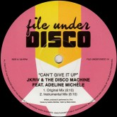 jkriv-the-disco-machine-cant-give-it-up-dicky-trisco-file-under-disco-music-cover