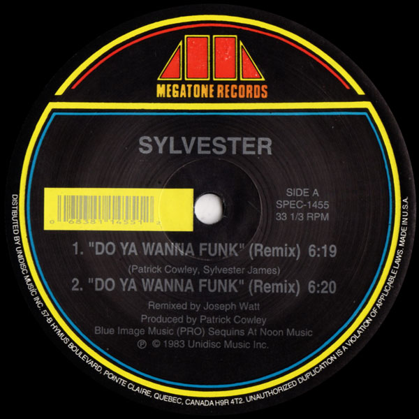 sylvester-do-ya-wanna-funk-megatone-records-cover