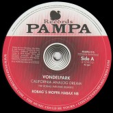 vondelpark-california-analog-dream-robag-pampa-records-cover