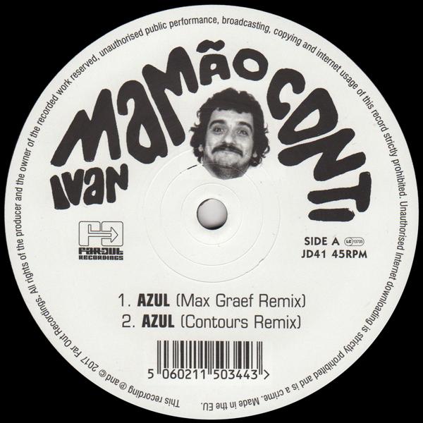 ivan-conti-azul-remixes-max-graef-contou-far-out-recordings-cover