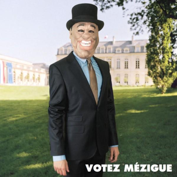 mezigue-votez-mezigue-lp-dko-records-cover