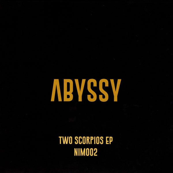 abyssy-two-scorpios-ep-new-interplanetary-melodies-cover