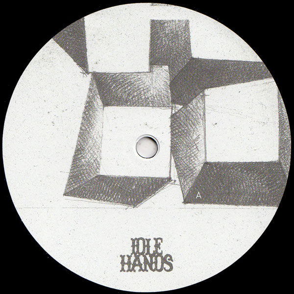 dan-habarnam-draw-your-pattern-ep-idle-hands-cover