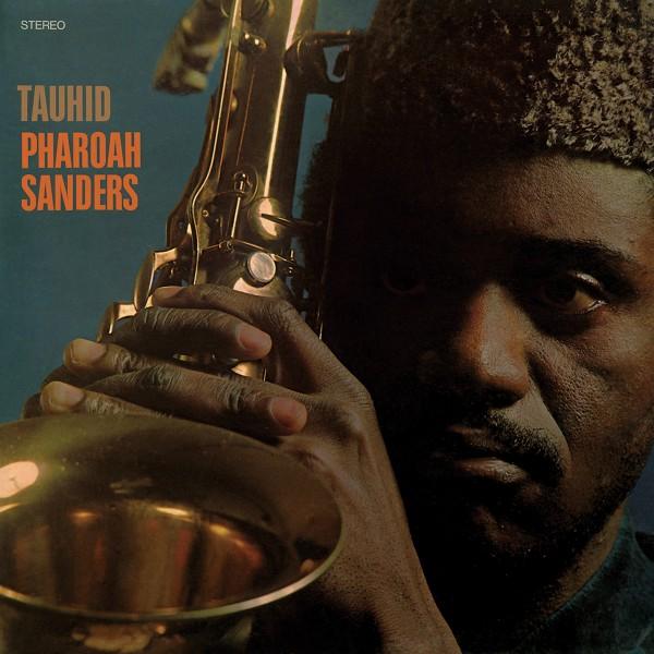 pharoah-sanders-tauhid-lp-anthology-cover