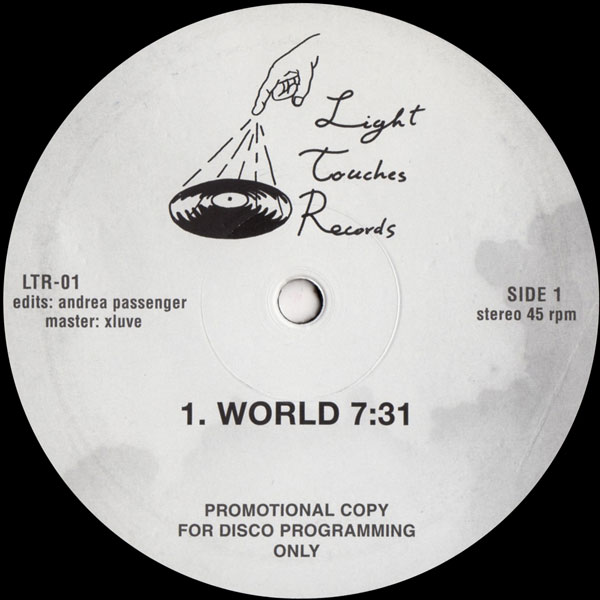 andrea-passenger-unknown-world-bibis-groove-so-in-light-touches-records-cover
