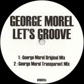 george-morel-lets-groove-george-morel-white-label-cover