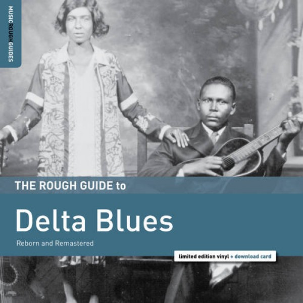 various-artists-the-rough-guide-to-delta-blues-rough-guide-cover