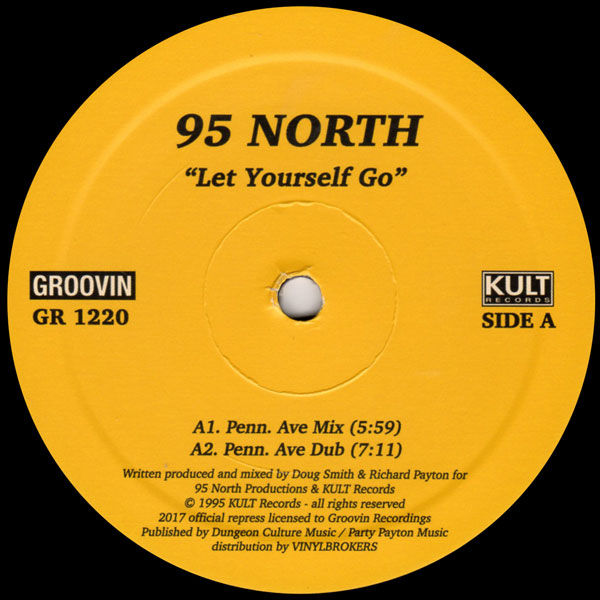 95-north-let-yourself-go-groovin-recordings-cover