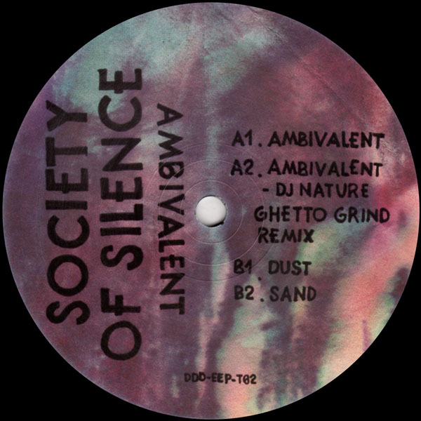 society-of-silence-ambivalent-dj-nature-rem-ddd-cover