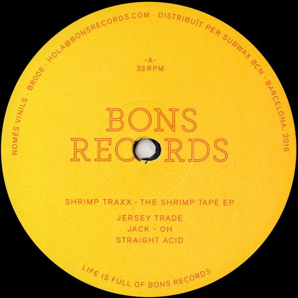 shrimp-traxx-the-shrimp-tape-ep-bons-records-cover