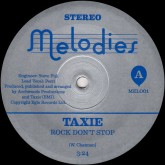 taxie-rock-dont-stop-melodies-cover