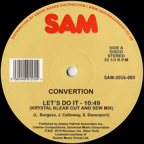 convertion-lets-do-it-krystal-kle-sam-records-cover