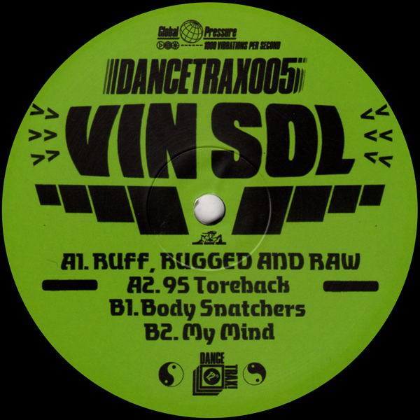 vin-sol-ruff-rugged-and-raw-dance-trax-cover