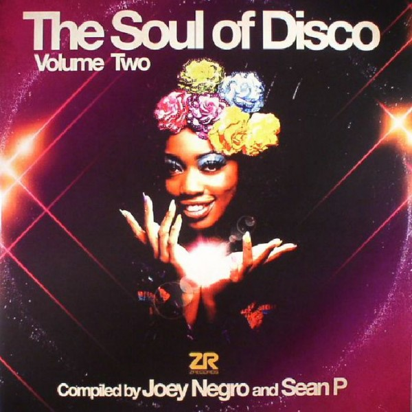 joey-negro-sean-p-various-the-soul-of-disco-volume-two-z-records-cover
