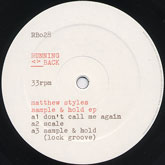 matthew-styles-sample-hold-ep-running-back-cover