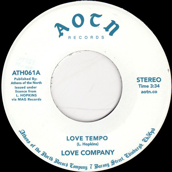 love-company-love-tempo-athens-of-the-north-cover