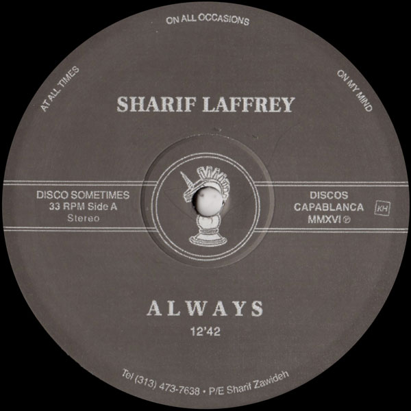 sharif-laffrey-always-discos-capablanca-cover