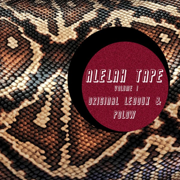 original-ledoux-polow-alelah-tape-volume-1-casset-alelah-cover