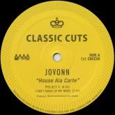 jovonn-house-ala-carte-clone-classic-cuts-cover