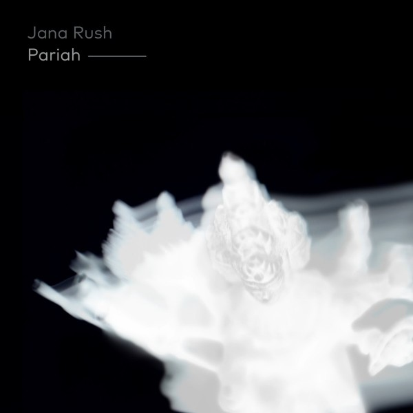 jana-rush-pariah-lp-objects-unlimited-cover