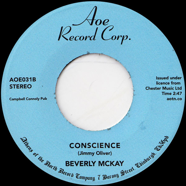 beverly-mckay-say-it-with-feeling-aoe-cover