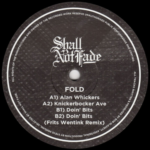 fold-doin-bits-ep-frits-wentink-shall-not-fade-cover