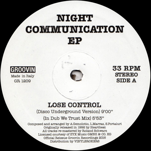 night-communication-night-communication-ep-groovin-recordings-cover
