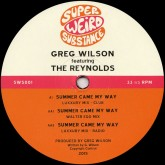 greg-wilson-summer-came-my-way-luxxury-super-weird-substance-cover