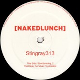 stingray-313-armchair-psychiatrist-naked-lunch-cover