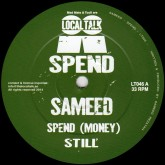 sameed-spend-ep-local-talk-cover