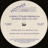 virgo-four-where-are-you-ep-nicholas-hotmix-records-cover