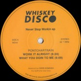 pontchartrain-the-silver-never-stop-workin-ep-whiskey-disco-cover