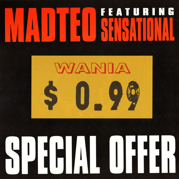 madteo-sensational-special-offer-lp-wania-cover