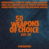 various-artists-50-weapons-of-choice-30-39-50-weapons-cover