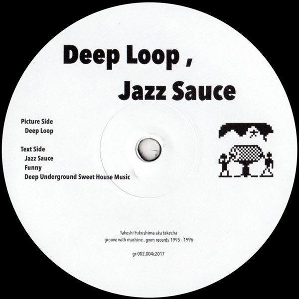 takecha-deep-loop-jazz-sauce-gwm-records-cover