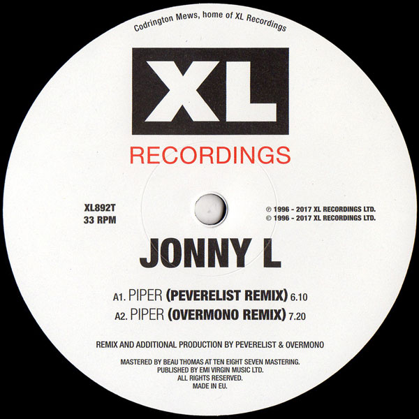 jonny-l-piper-peverlist-powell-zomb-xl-recordings-cover